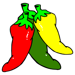 ... Free Borders and Clip Art | Hot Pepper Themed Clip Art and Borders; Chili ...