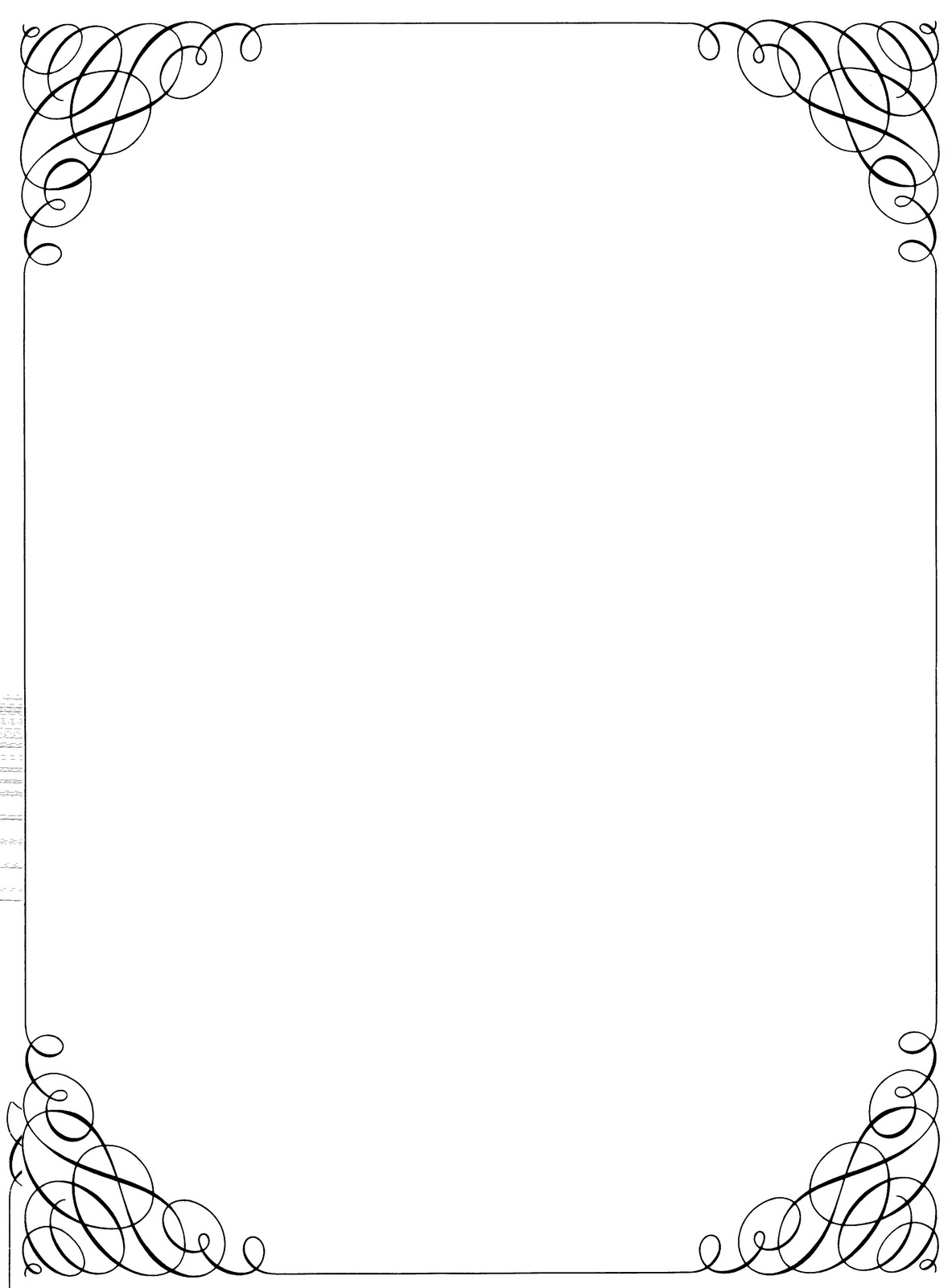 Free borders and frames clip art - ClipartFest