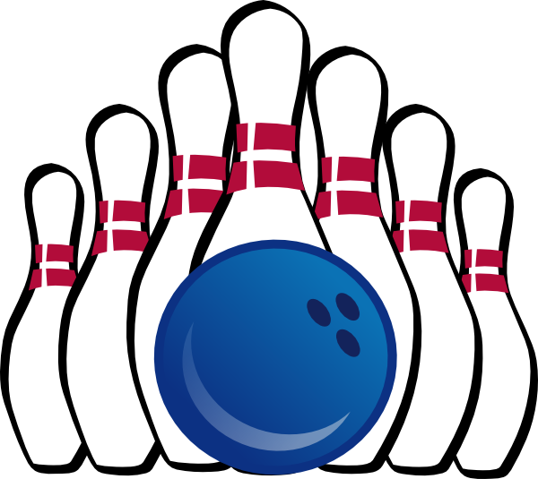 92 Bowling Clipart Images Clipartlook