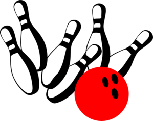 Free Bowling Clipart-free bowling clipart-11
