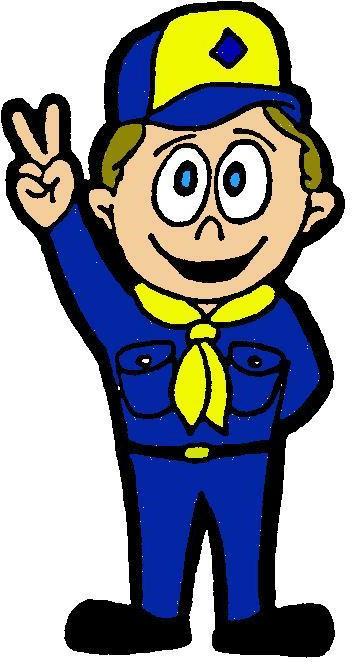 Free Boy Scout Clip Art