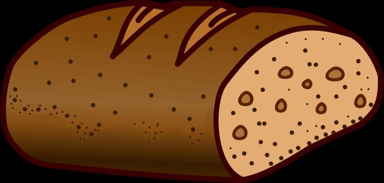 Free Bread Clip Art