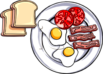 Free Breakfast Clipart Pictures - Clipartix