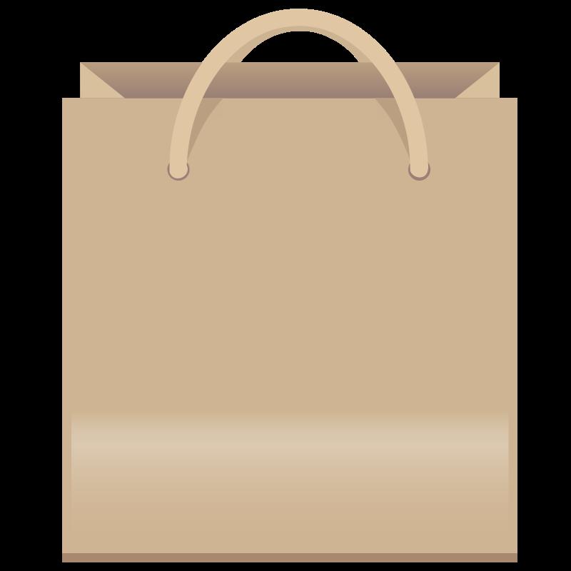 Free Brown Shopping Bag Clip Art-Free Brown Shopping Bag Clip Art-3