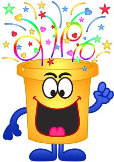 Free Bucket Fillers clip art. PNG file that will resize to A2. Classroom Clipart