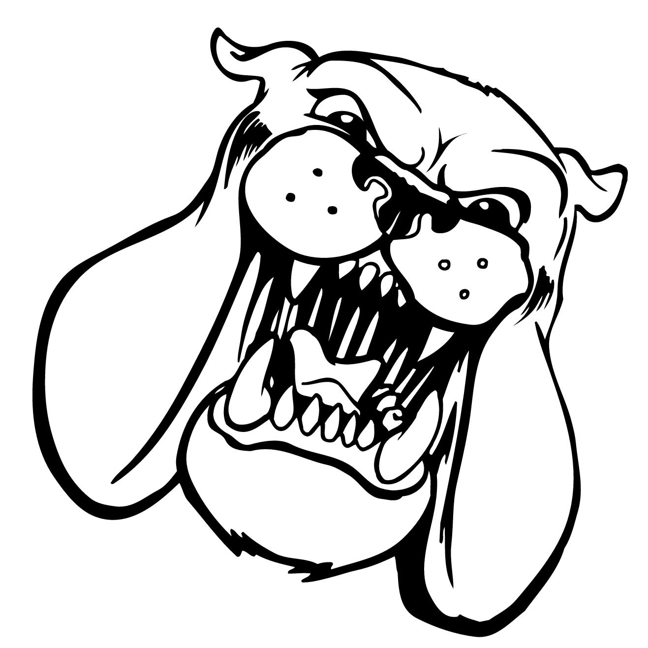 free bulldog clipart - Bulldog Clipart