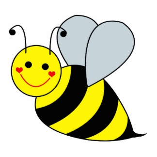 Free bumble bee clip art .