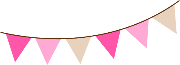 Free Bunting Banner Clip Art-Free Bunting Banner Clip Art-8