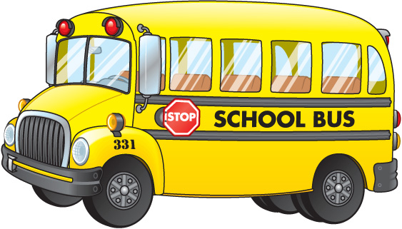 Free bus clipart pictures