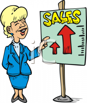 Free Business Sales Clipart .