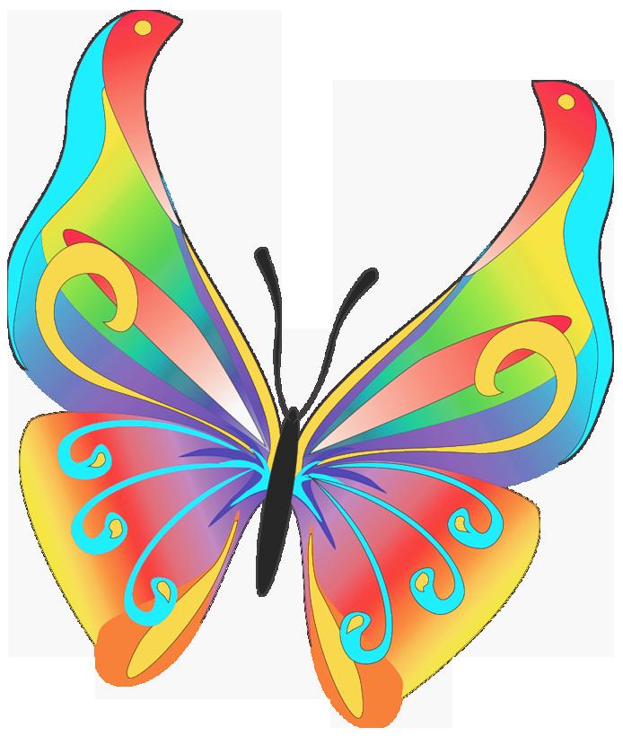 Free butterflies clip art clipartall-Free butterflies clip art clipartall-9