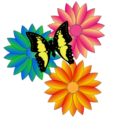 Free Butterflies Clipart.-Free Butterflies Clipart.-10