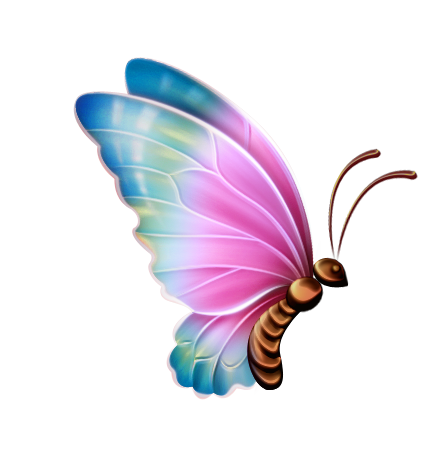 Free butterfly clipart with .