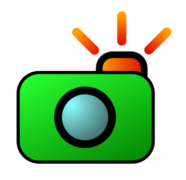 Free Camera Clipart