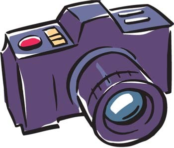 Free camera clipart clipart image