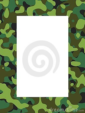 free camo clipart images | Illustrated c-free camo clipart images | Illustrated camouflage frame,hand drawn, using no filters or-19