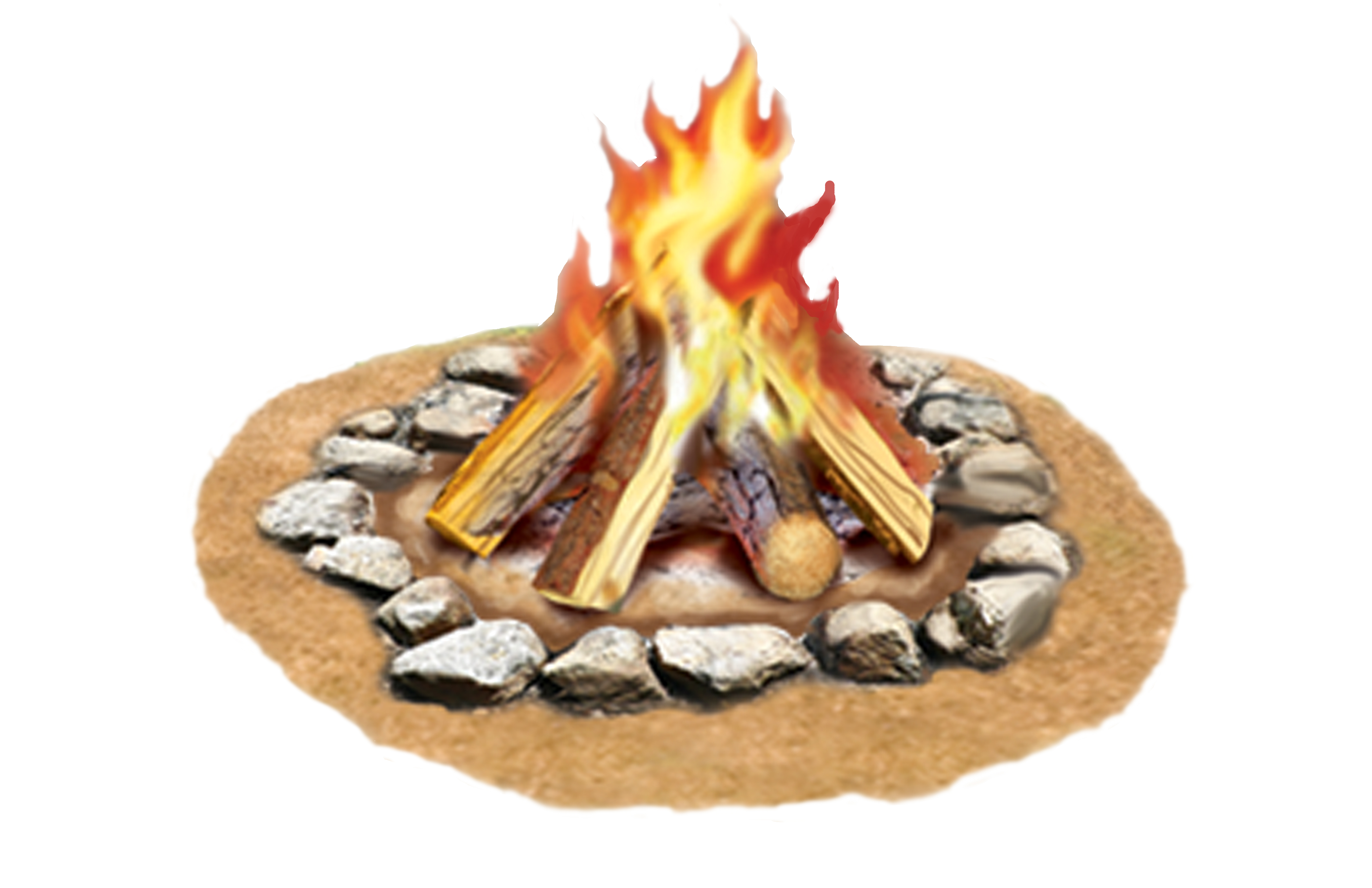 Free Campfire Clipart-Free Campfire Clipart-10