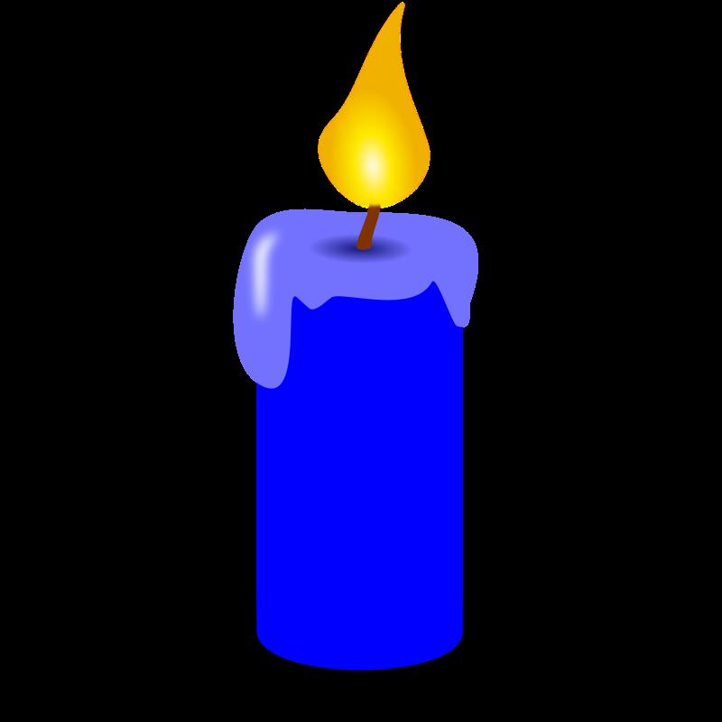 Free Candle Clip Art Pictures - Clipartix