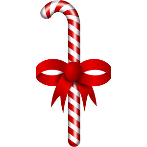 Free Candy Cane Clipart - Public Domain Christmas clip art, images and graphics
