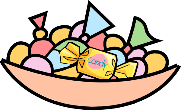 Free candy clip art