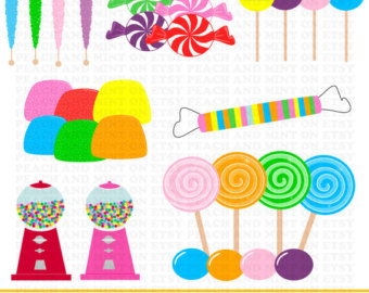 ... free candyland board game; candy or sweet pe clip art ...