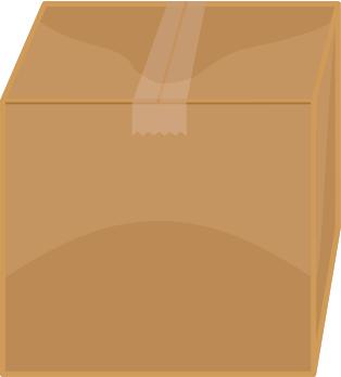 Free Cardboard Box Clipart-Free Cardboard Box Clipart-9
