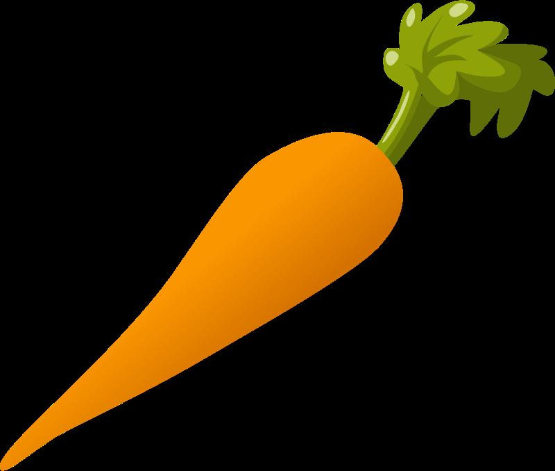 Free Carrot Clip Art