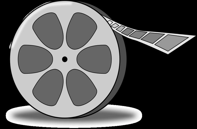 Free Cartoon Film Reel Clip Art-Free Cartoon Film Reel Clip Art-3