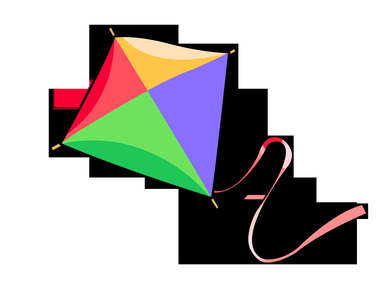 Free Cartoon Kite Clip Art-Free Cartoon Kite Clip Art-2