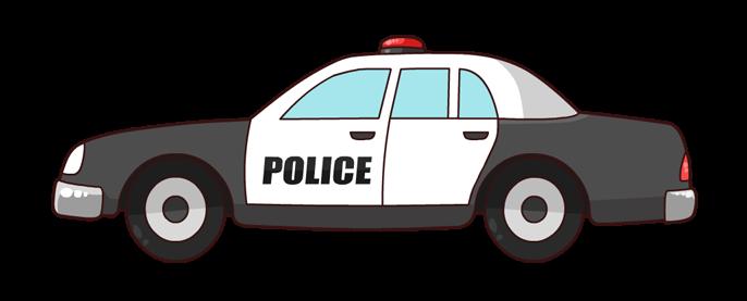 Free Cartoon Police Car Clip Art-Free Cartoon Police Car Clip Art-4