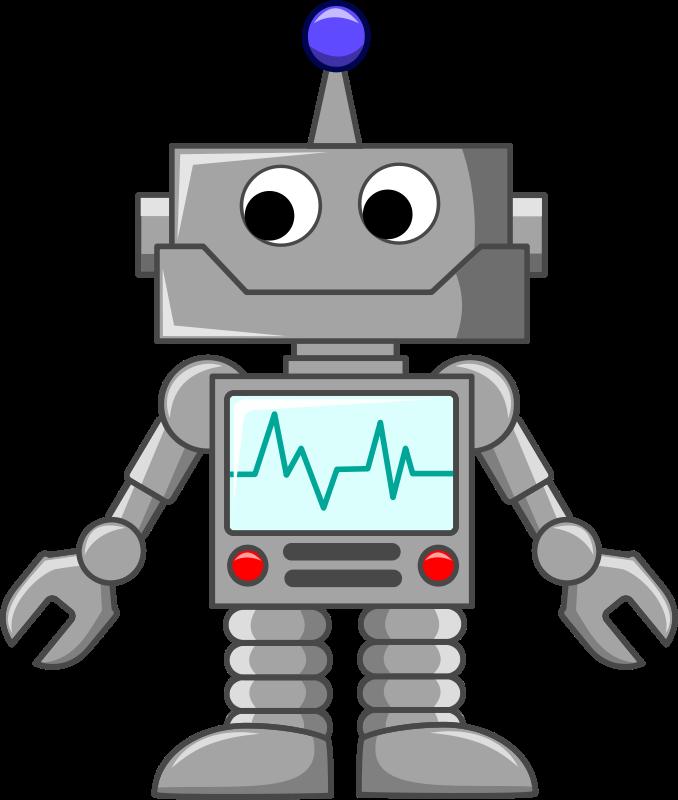 ... Free Cartoon Robot ...-... Free cartoon robot ...-2