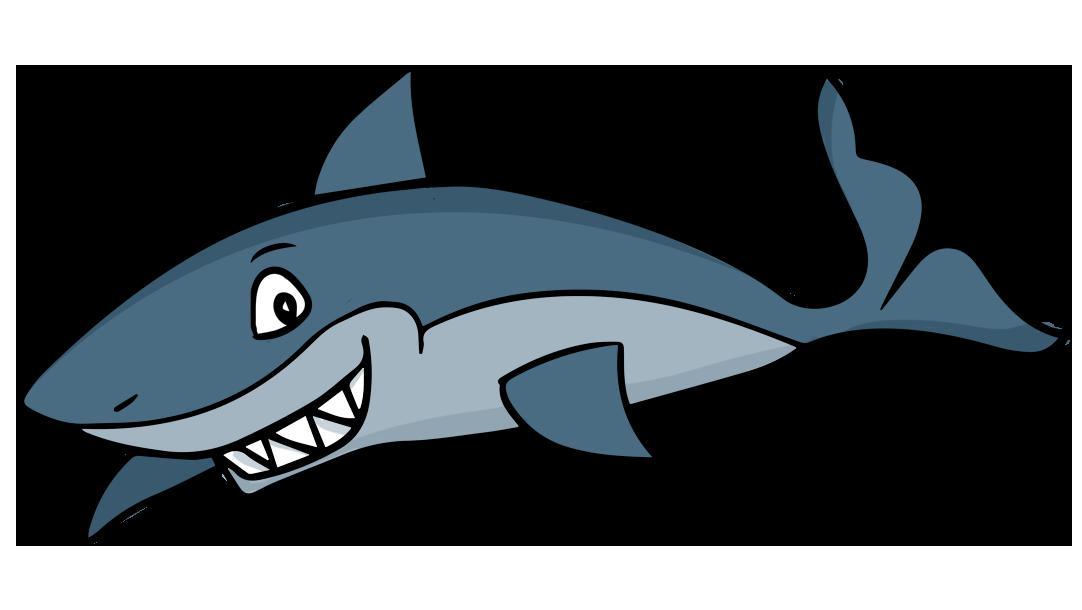Free Cartoon Shark Clip Art U0026middot;-Free Cartoon Shark Clip Art u0026middot; shark9-1