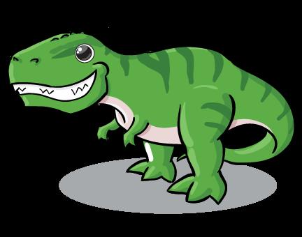 Free Cartoon T Rex Clip Art-Free Cartoon T Rex Clip Art-4