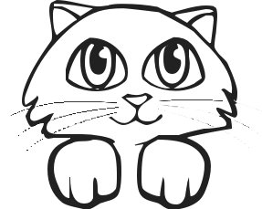 Free cat-08 Clipart - Free .