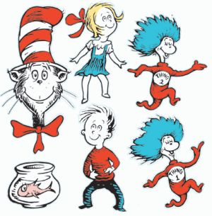 Free Cat In The Hat Clip Art | Cat In The Hat Decor - smart reviews on cool stuff. | Party Ideas | Pinterest | Fonts, Cats and The ou0026#39;jays