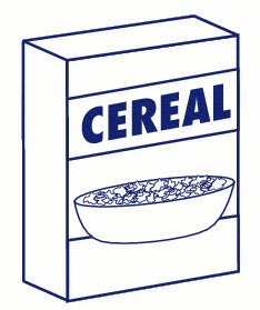 Free Cereal Box Clipart Free Clipart Graphics Images And Photos