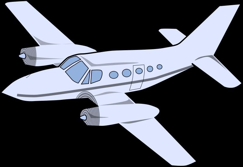 Free Cessna Aircraft Clip Art