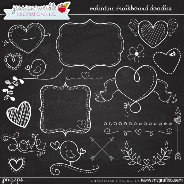 chalkboard clipart free look at clip art images clipartlook