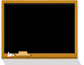 Free Chalkboard Clipart Public .-Free chalkboard clipart public .-11