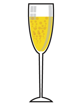 Free Champagne Glass Clip Art, .-Free Champagne Glass Clip Art, .-11