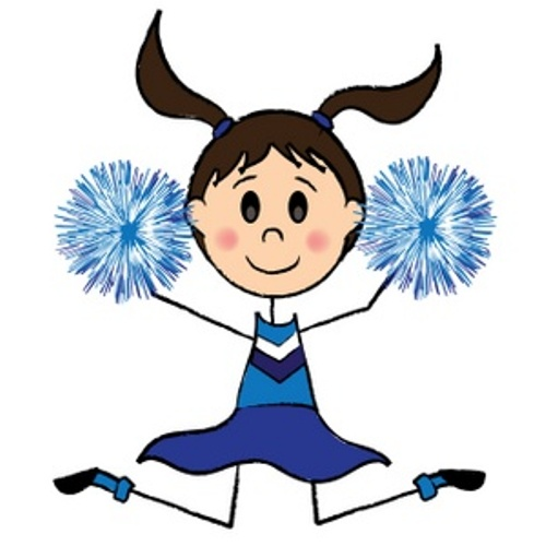 Free Cheer Clipart