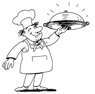 Free chef clipart images goog - Chef Clipart Free