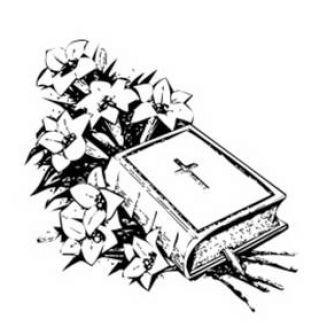 Free Christian Sympathy Clip Art | Black-Free Christian Sympathy Clip Art | Black and white christian clip art  pictures 4-16