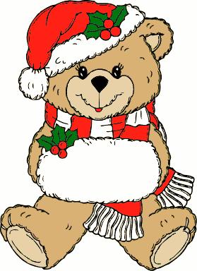 Free Christmas Animal Clipart-Free Christmas Animal Clipart-11