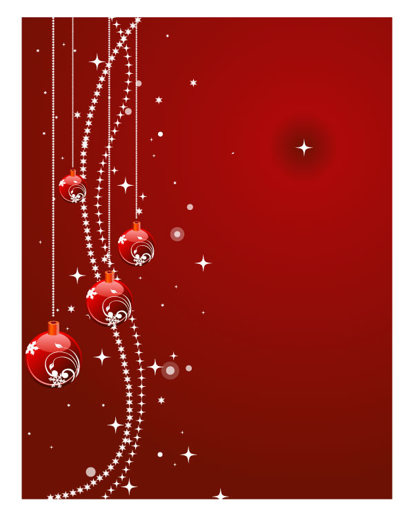 free christmas background clipart | red, christmas, background, holiday, celebration, card