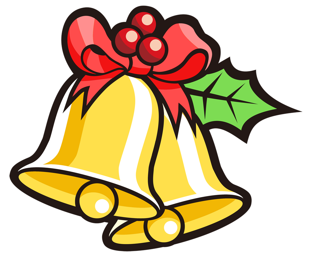 Free Christmas Bells Clip Art