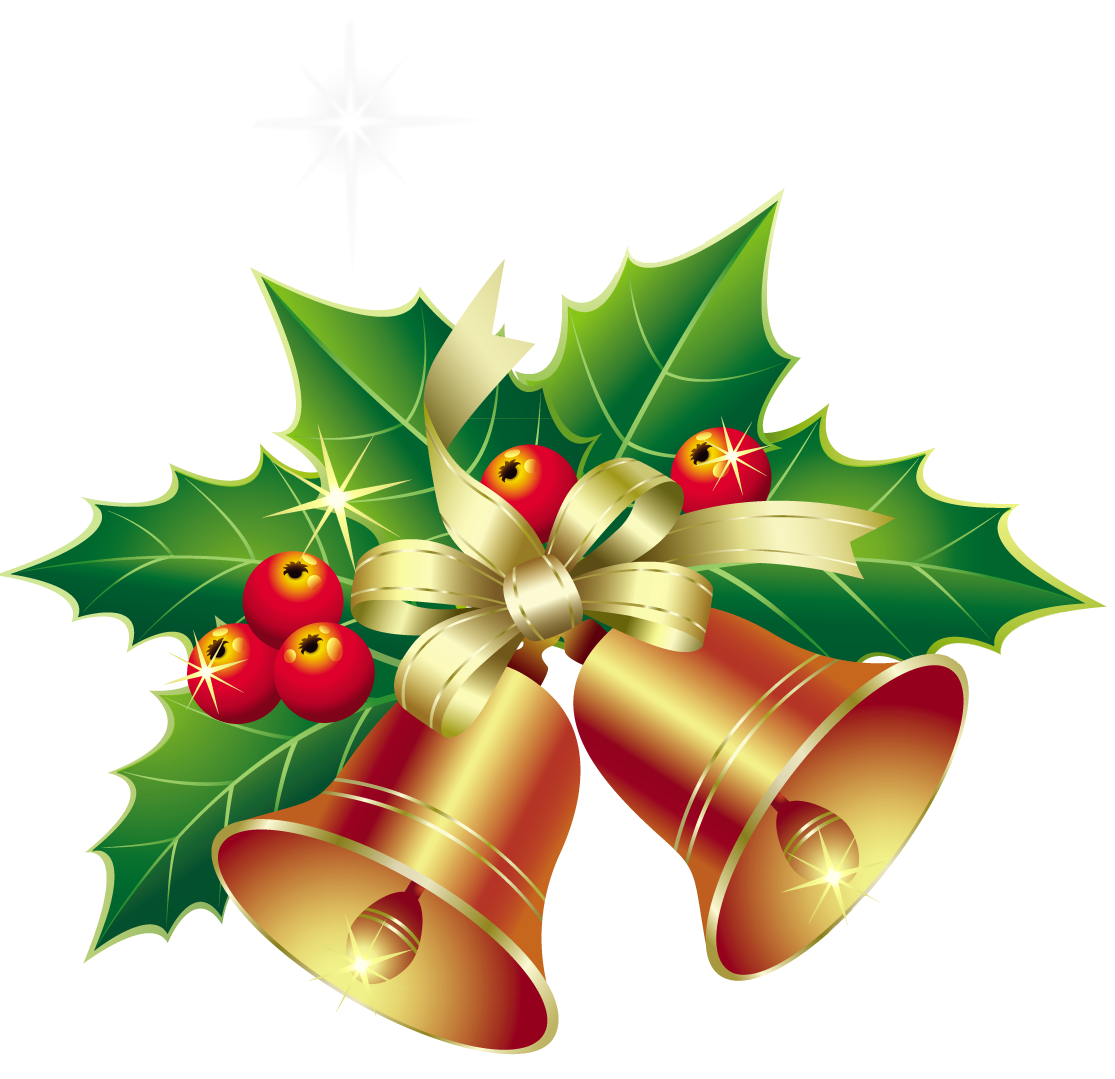 Free Christmas Bells Clip Art. Photos Of Christmas Bells Cliparts Co