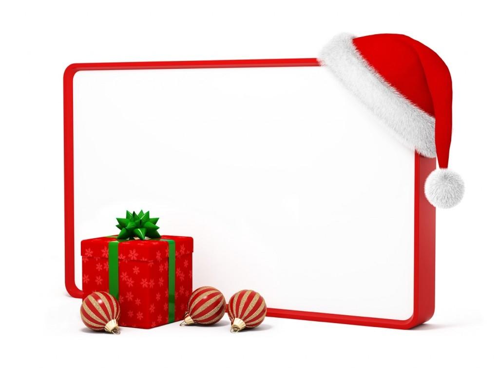 Free Christmas Borders And .. - Clipart Christmas Borders