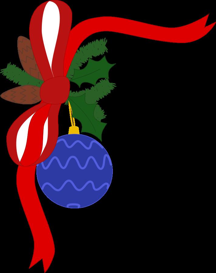 Free Christmas Borders Clip .-Free christmas borders clip .-12
