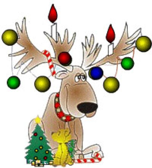 Free Christmas Clip Art For .-Free christmas clip art for .-2